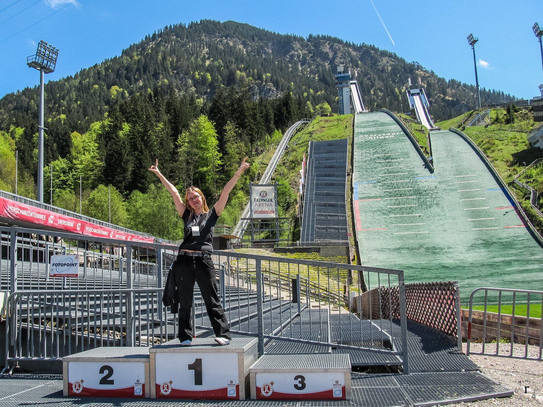 Skispringen Sommer-Grand-Prix