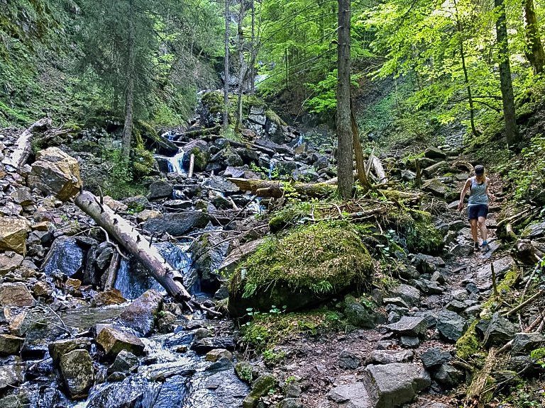 Alpspitze Wasserfallweg