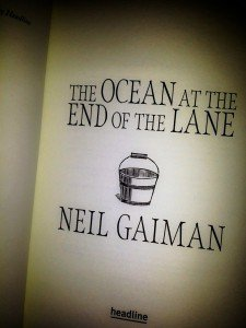 """The Ocean at the End of the Lane"" by Neil Gaiman"