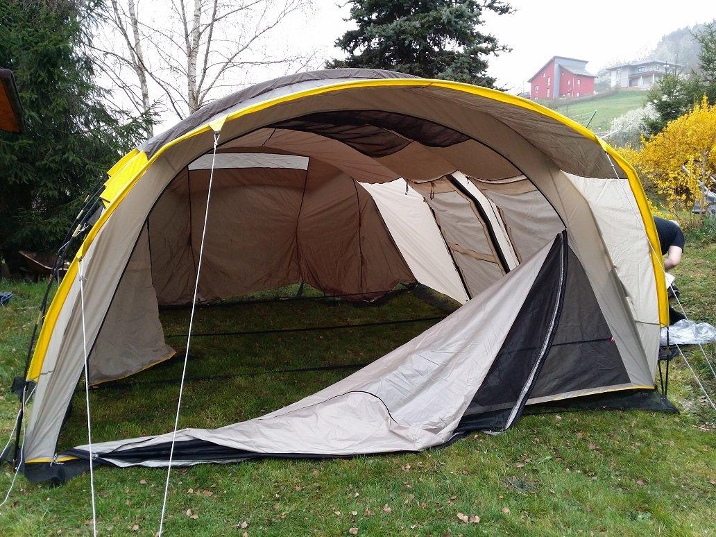 Quechua Zelt Reparatur : Reviewing a tent quechua t xl air rukhis expedition