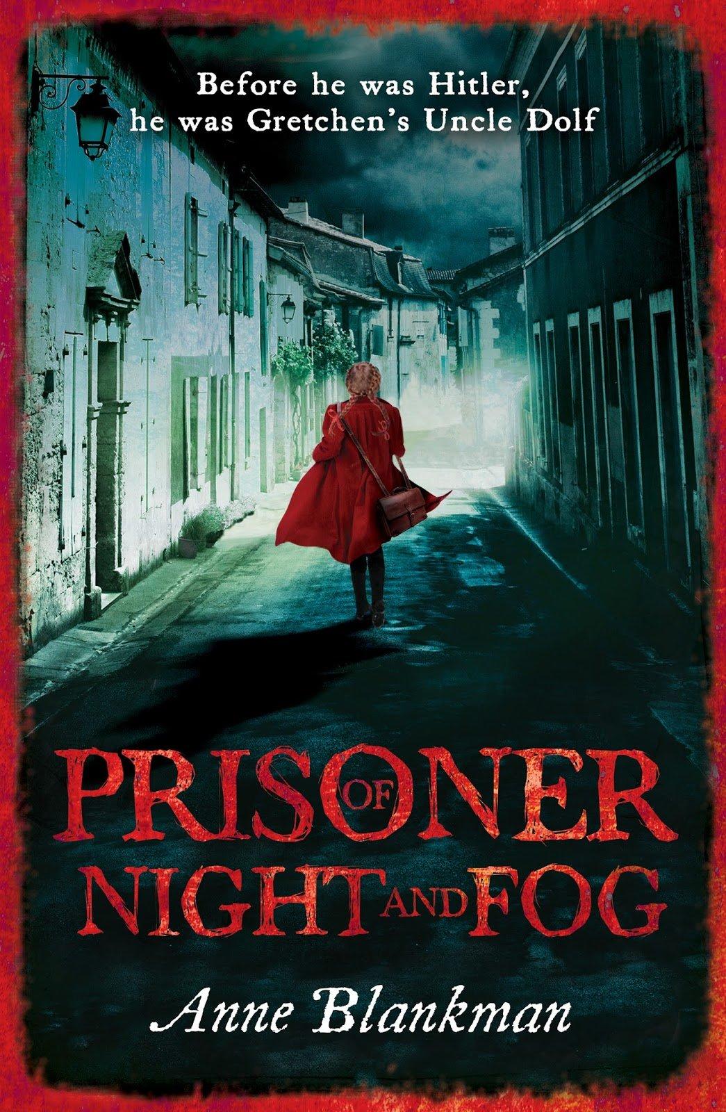 Prisoner of Night and Fog_UK