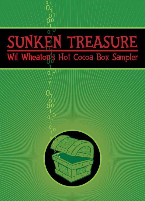 Sunken Treasure by Wil Wheaton