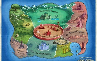 "[TBTB] ""The Land of Stories: The Wishing Spell"" by Chris Colfer"