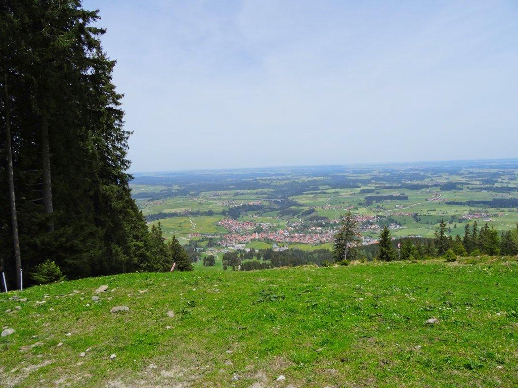 Alpspitze - Nesselwang - Wasserfallweg