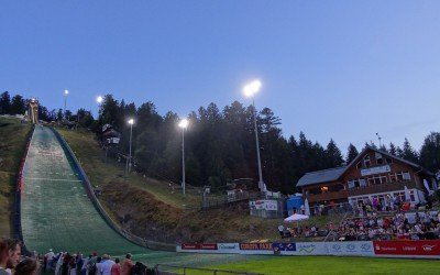 FIS Skispringen Sommer-Grand-Prix 2015 in Hinterzarten