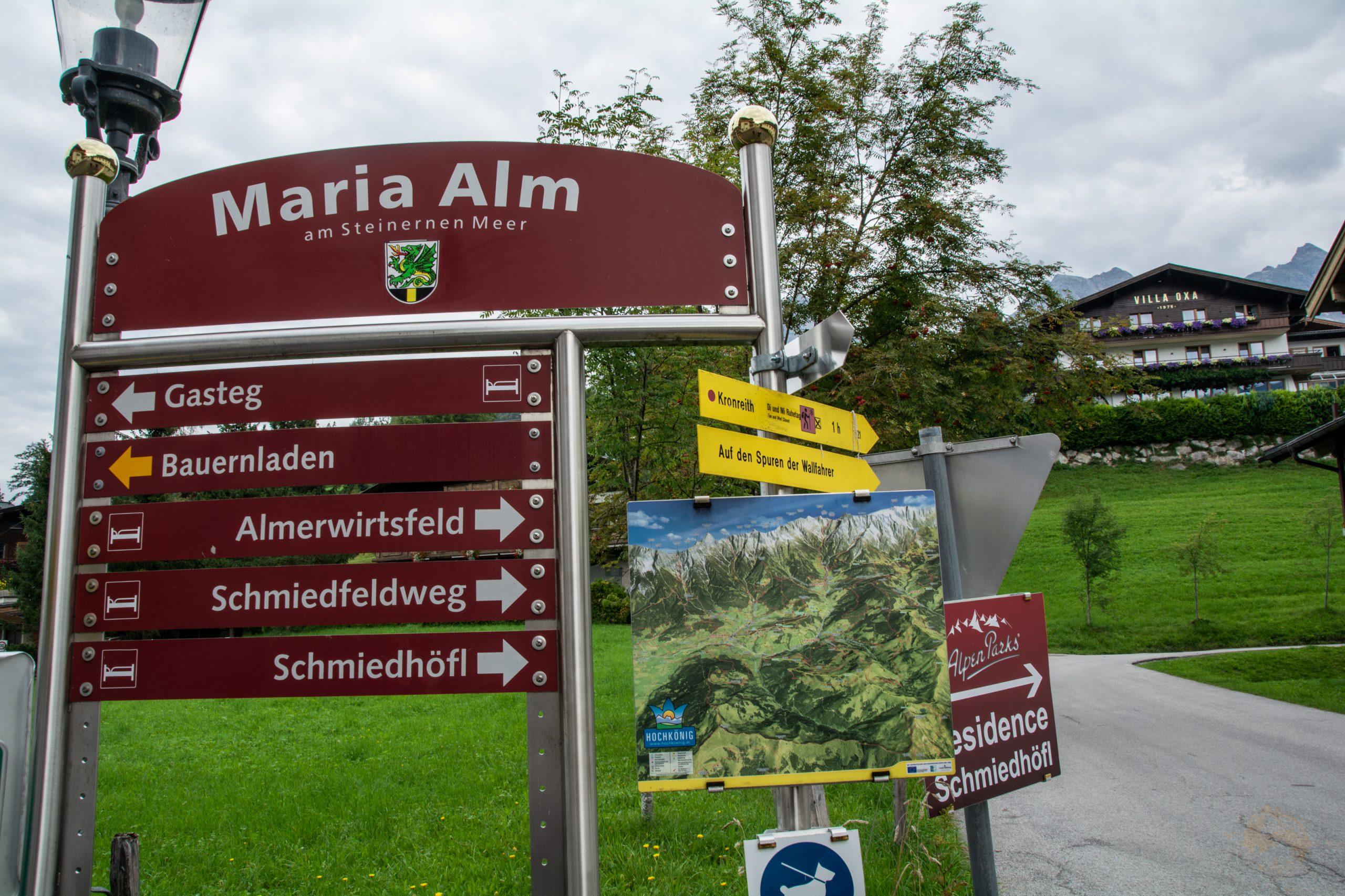 Maria Alm am steinernen Meer | Österreich