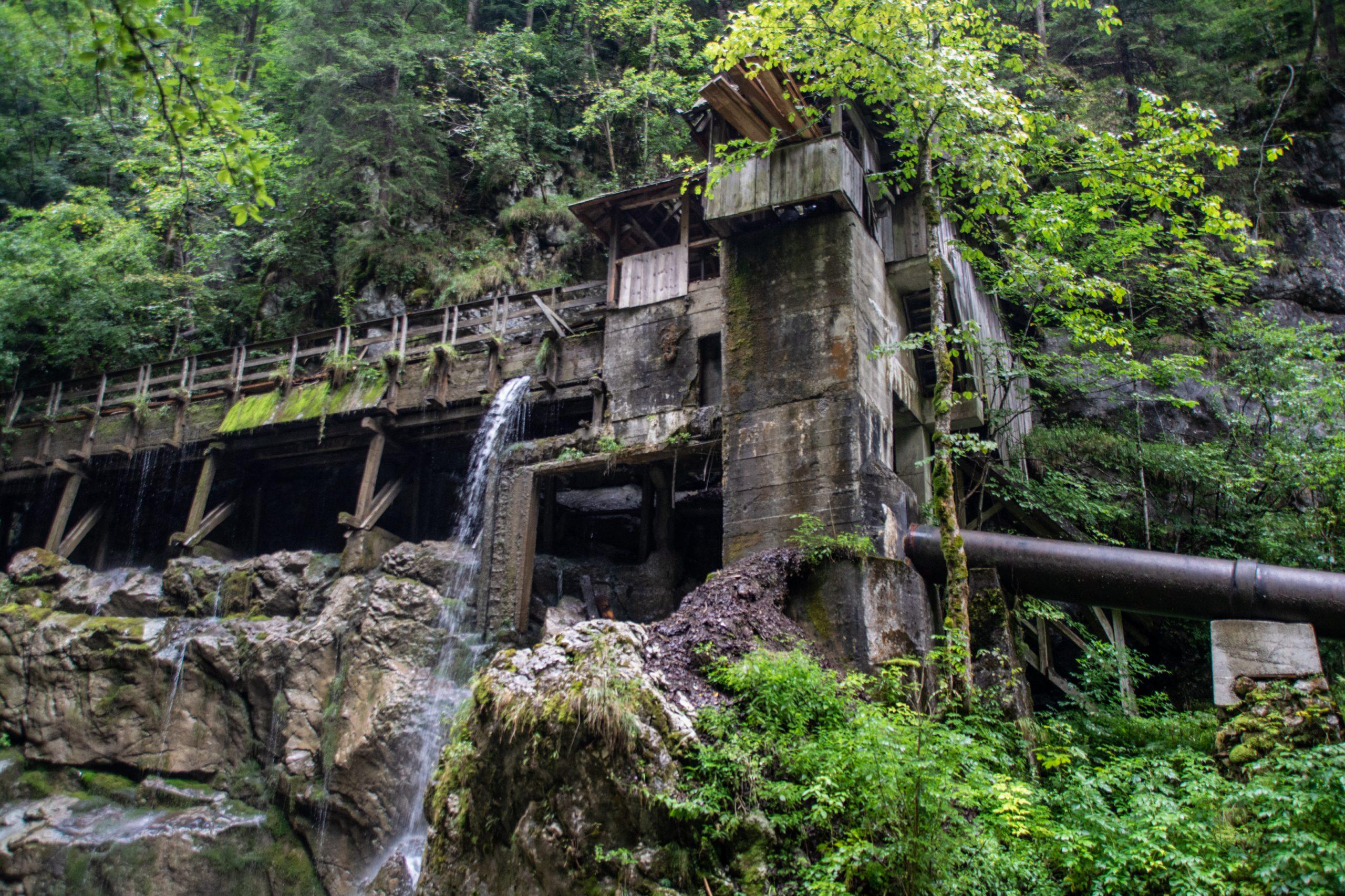 Saalachtaler Naturgewalten | Österreich | Seisenbergklamm