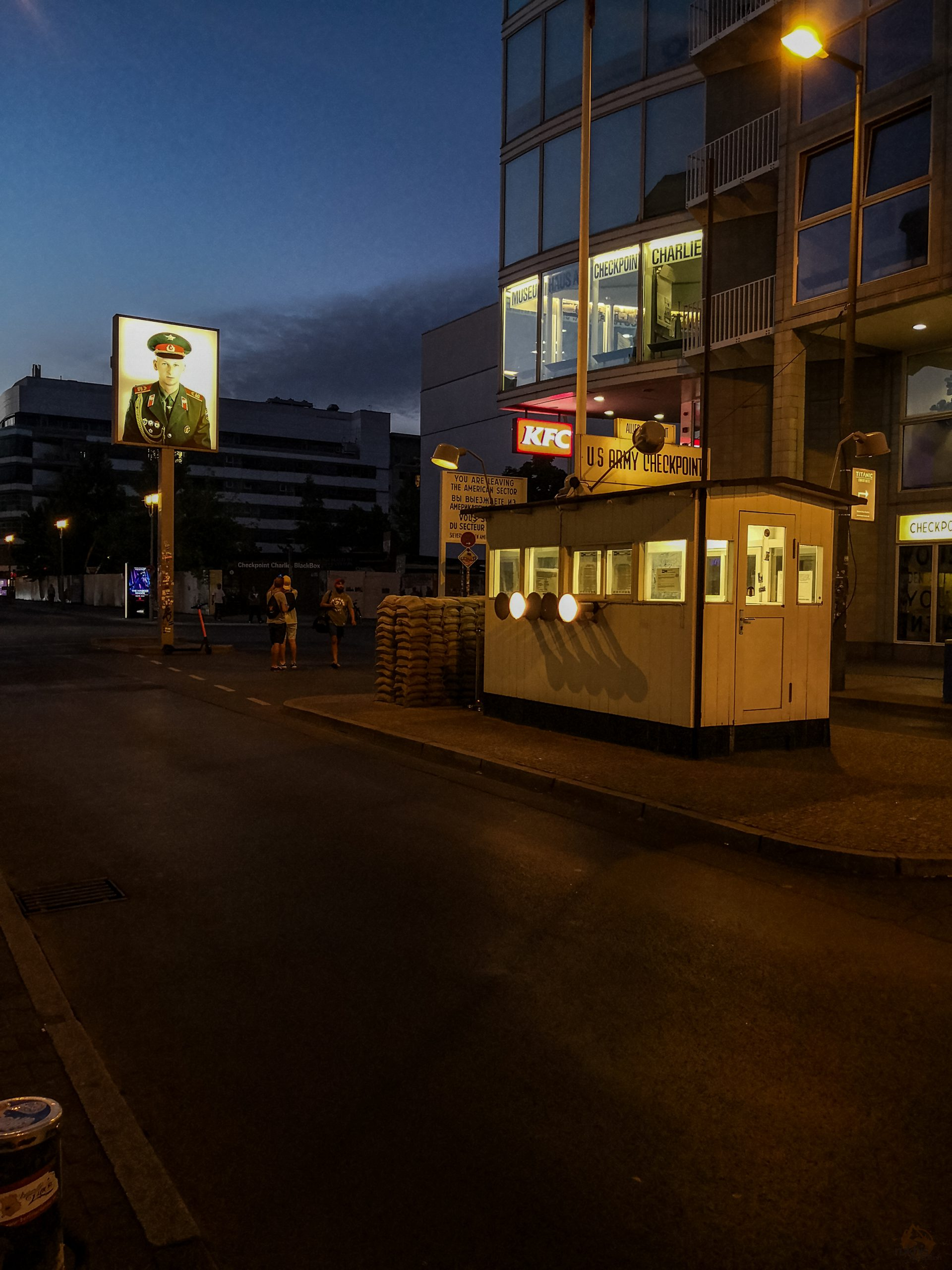 Berlin | Checkpoint Charlie