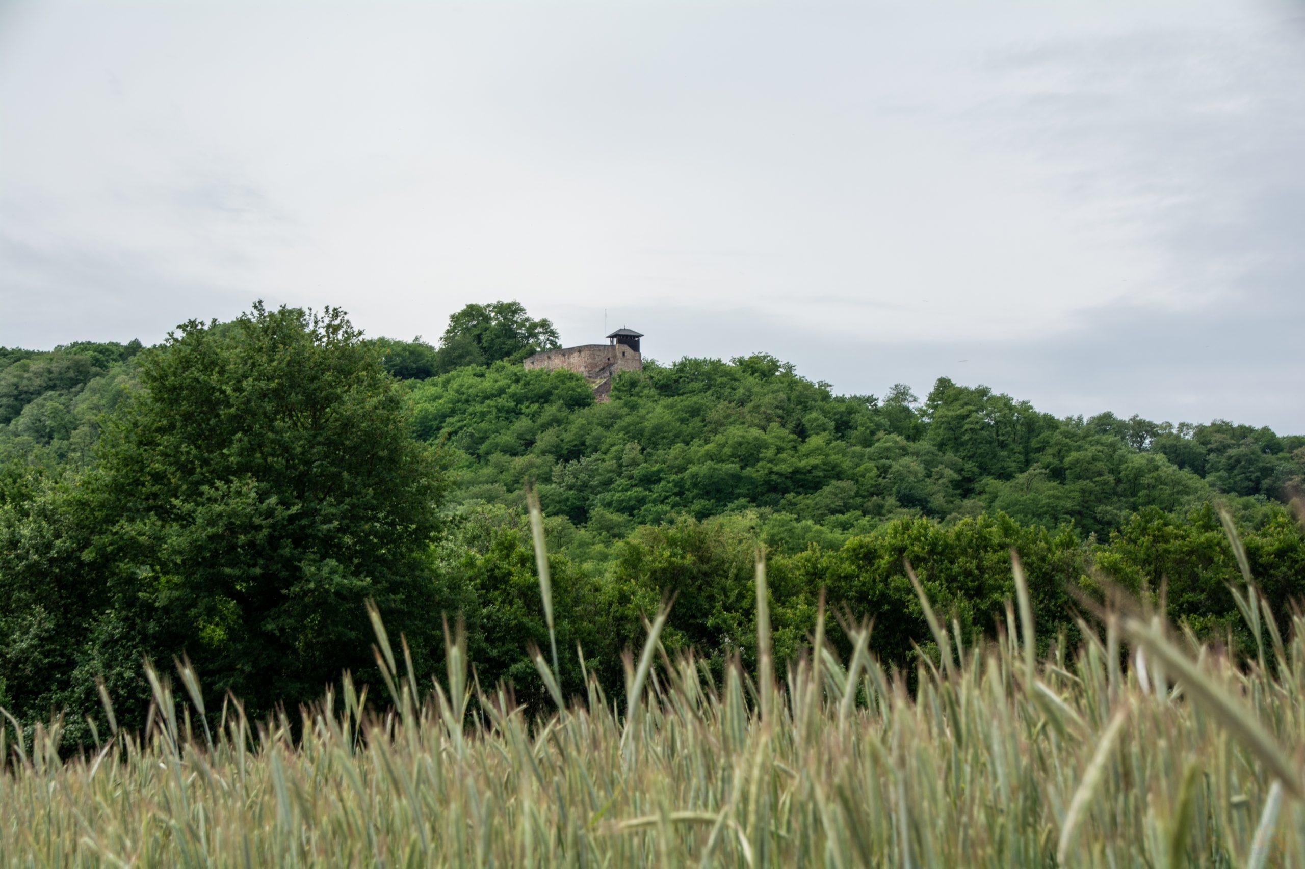 Traumschleife VaubanSteig | Saarland | Teufelsburg