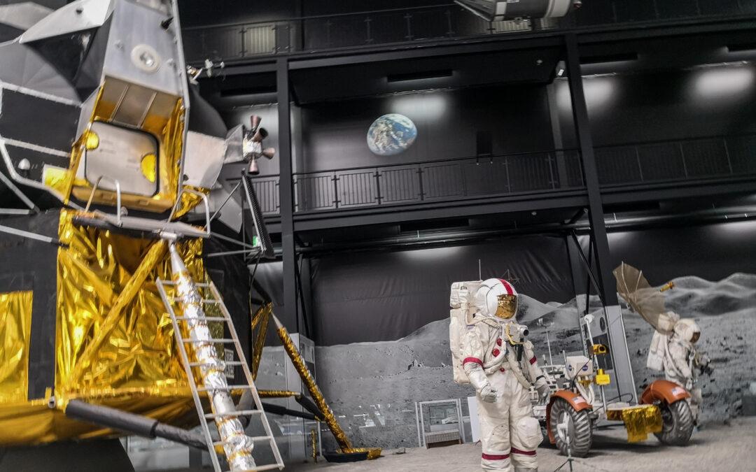 Apollo50 und Rukhi28 im Technikmuseum Speyer | Geburtstag und Weihnachten zusammen auf der größten Raumfahrtausstellung Europas