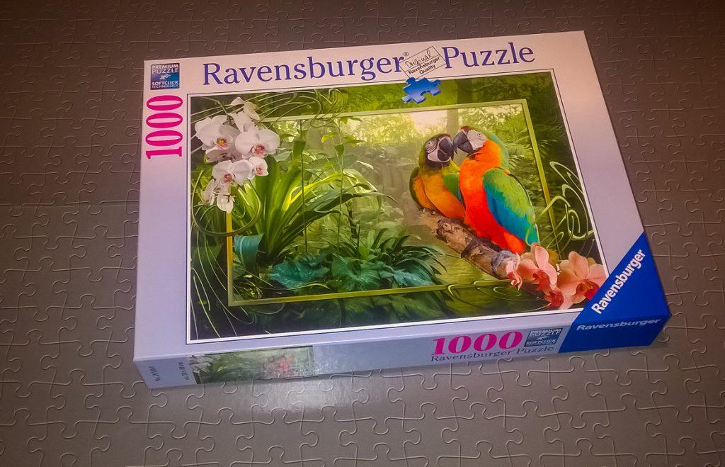 Ravensburger-Puzzle