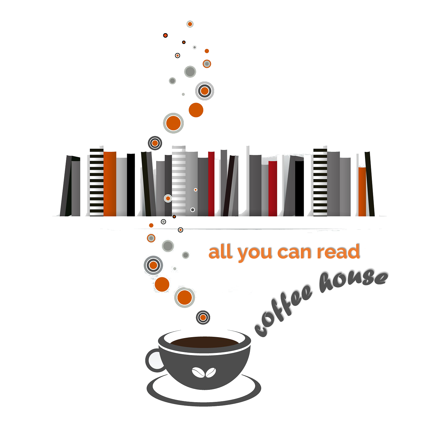 rukhis all you can read coffee house