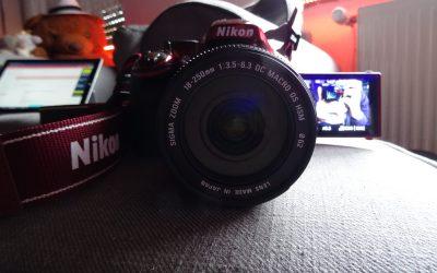 Meine erste DSLR   Nikon D5200 als Anfänger DSLR