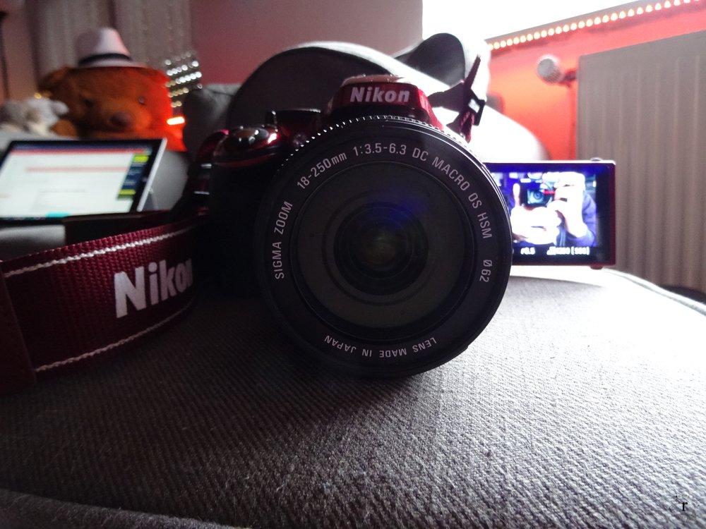 Meine erste DSLR | Nikon D5200 als Anfänger DSLR