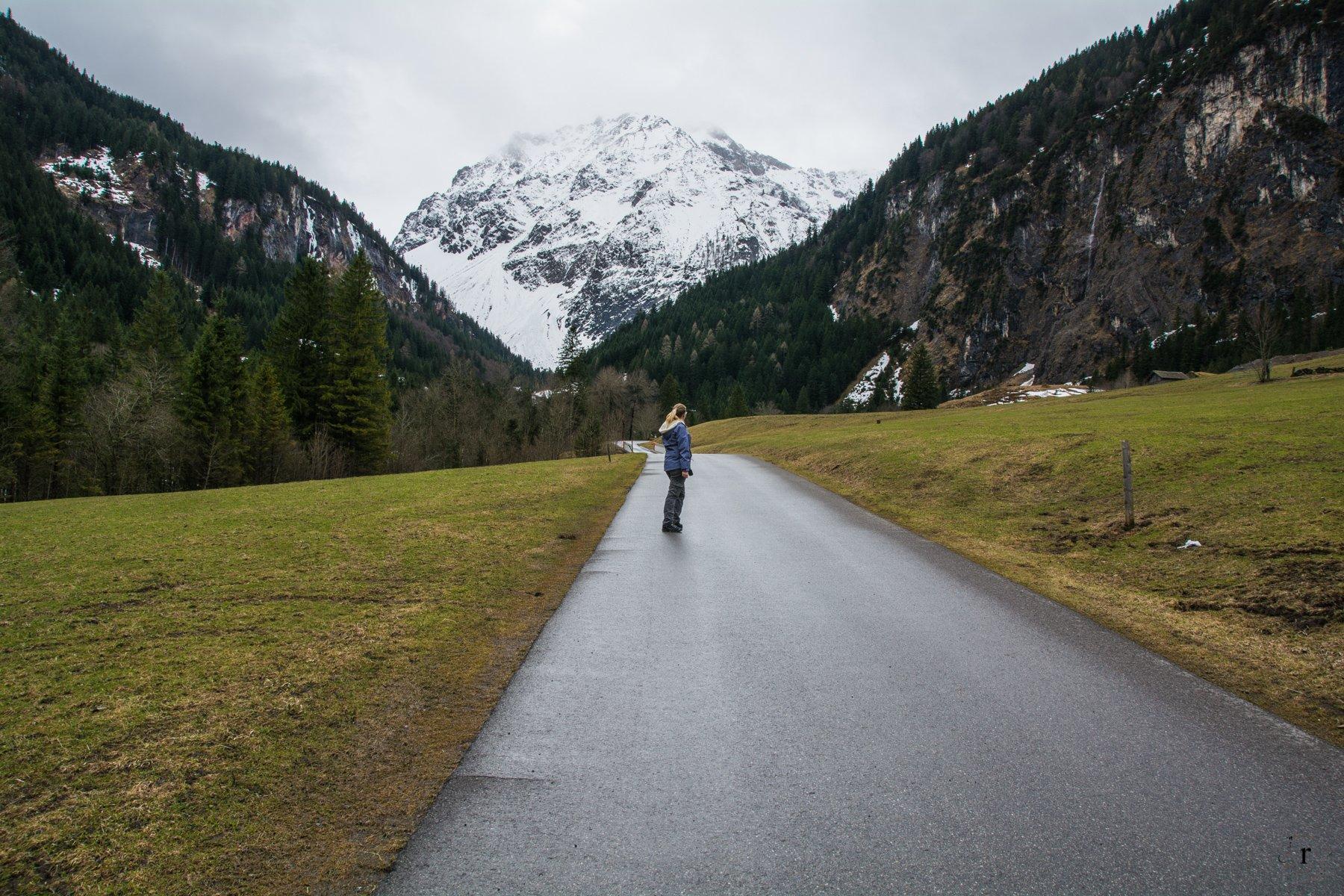 Rundweg Kesselfall Brand Österreich