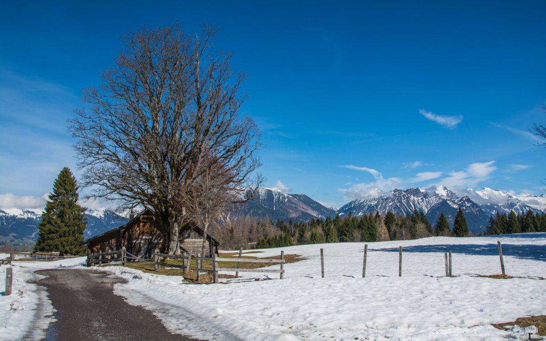 Wandern am Mini Stonehenge   Steinkreise im Brandnertal (Österreich 2017)