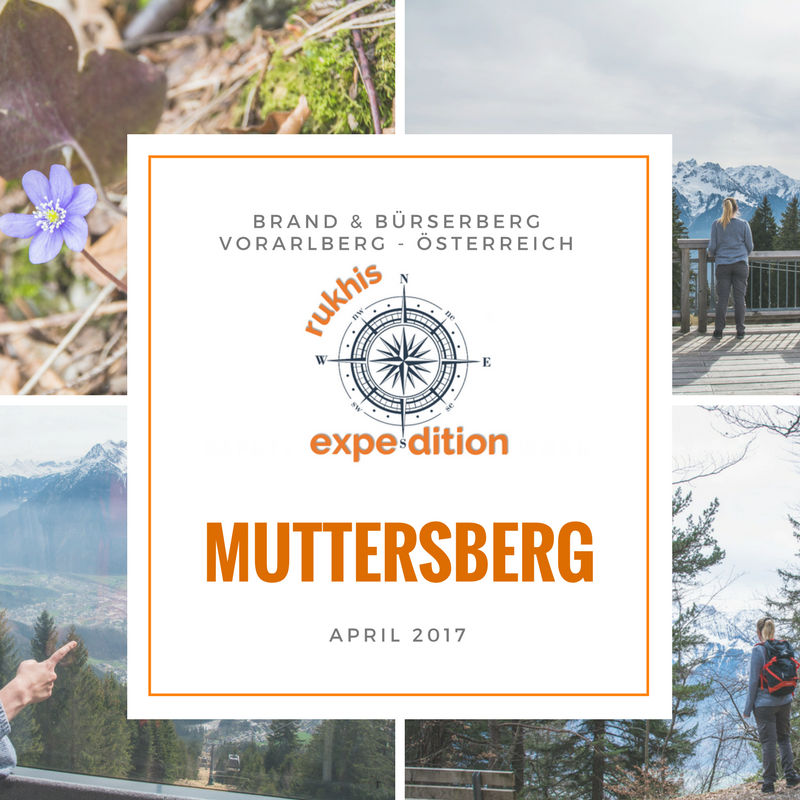 Rukhis Expedition in Österreich - April 2017 - Muttersberg