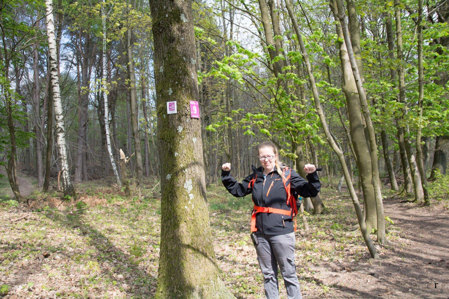 Freude darüber, 9km überlebt zu haben - Traumschleife Mühlenbach Schluchtentour