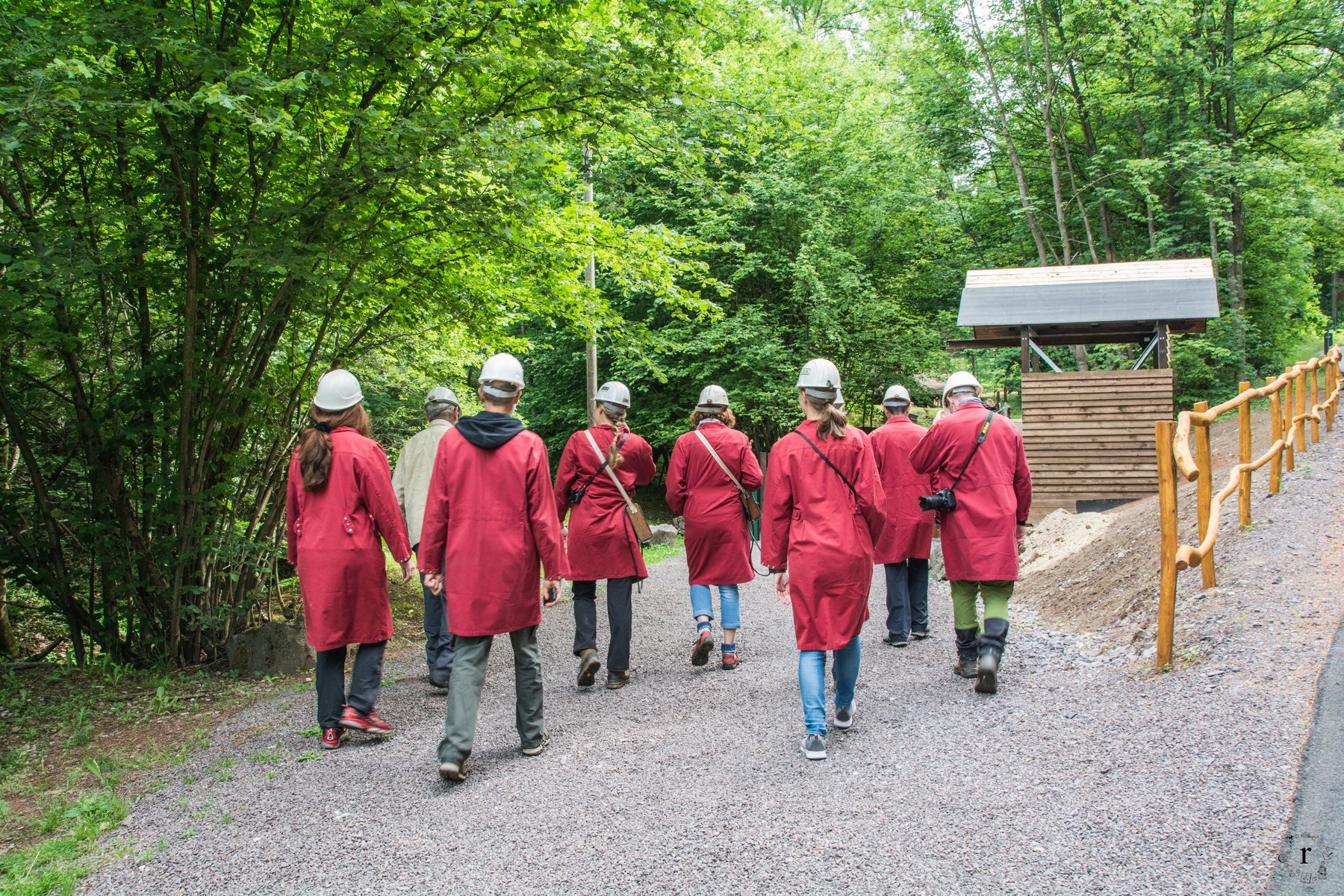 Wander- und Erlebnistag am Litermont - Kupferbergwerk Düppenweiler