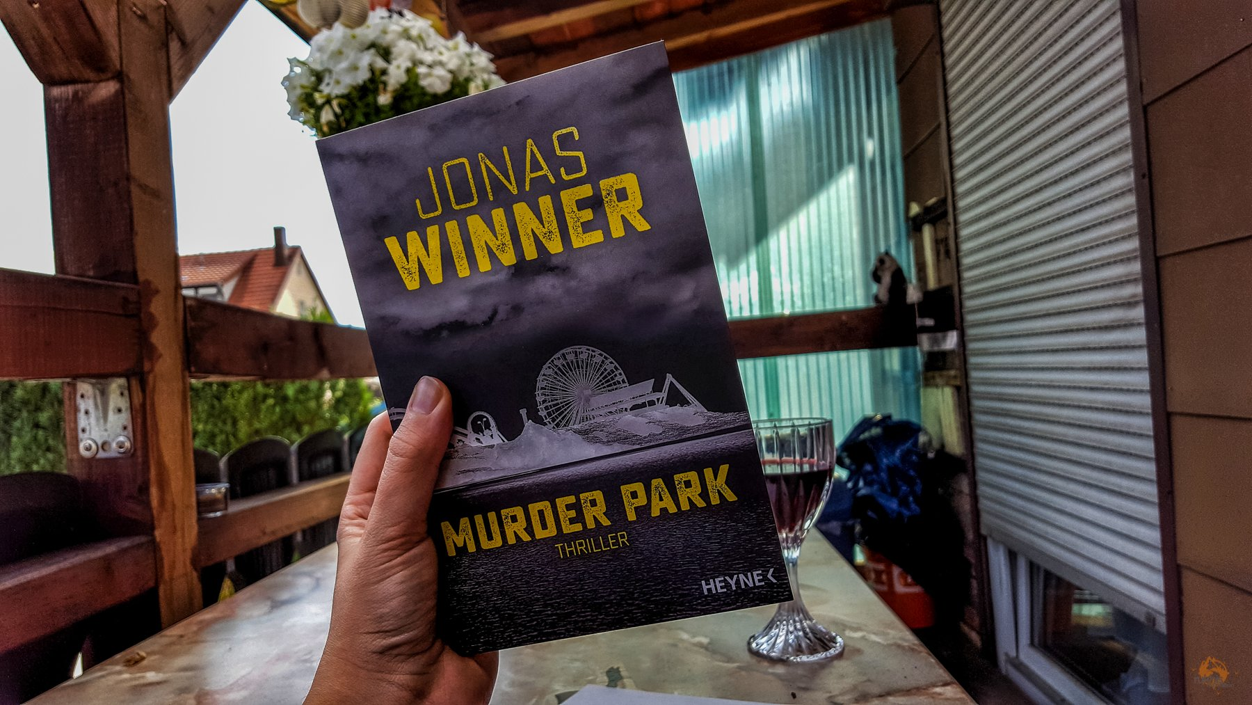Rezensionen - Murder Park von Jonas Winner