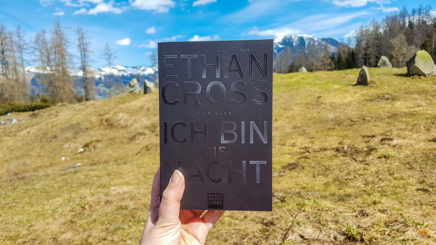 Rezensionen - Ich bin die Nacht - Ethan Cross