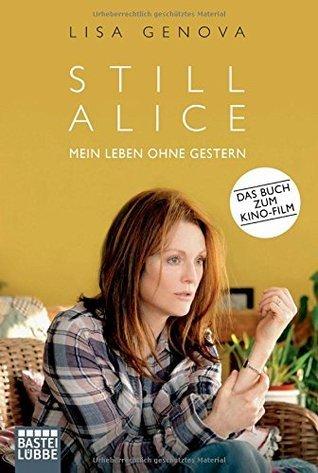 Rezensionen - Still Alice - Lisa Genova