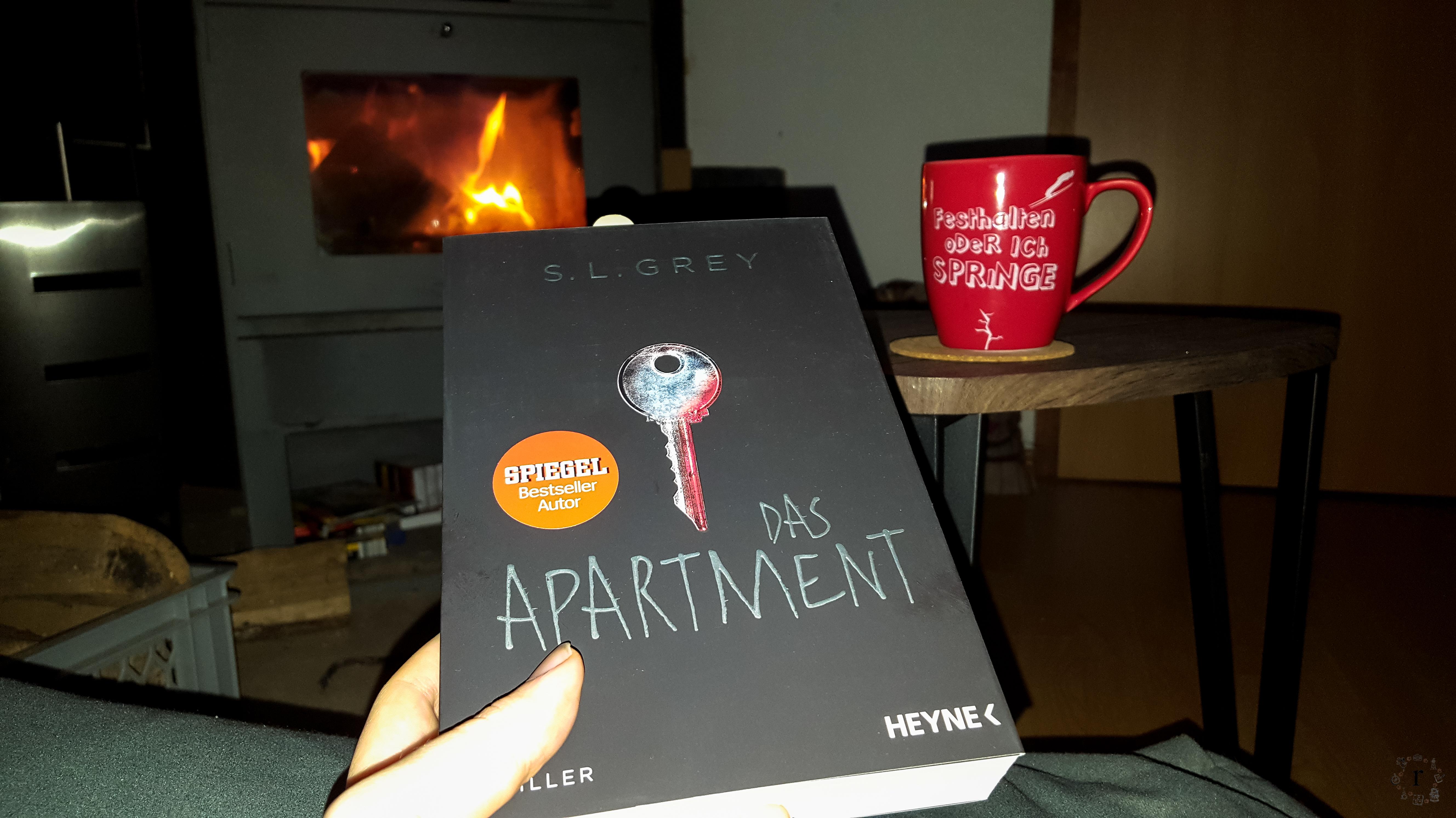 Rezensionen - Das Apartment von S. L. Grey