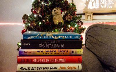 Die letzten Rezensionen für das Jahr 2017 | Buchtipps für Last Minute Geschenkeshopper