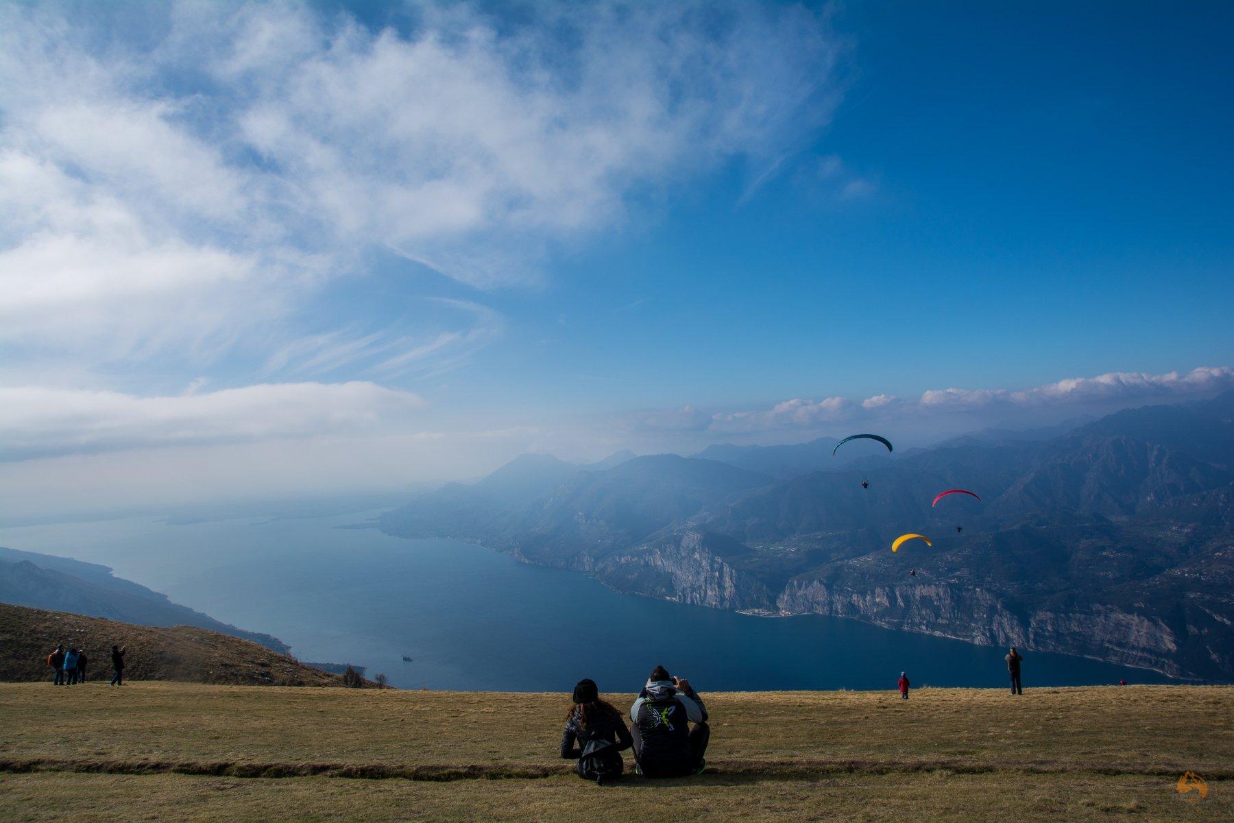 Monte Baldo - Malcesine - Gardasee