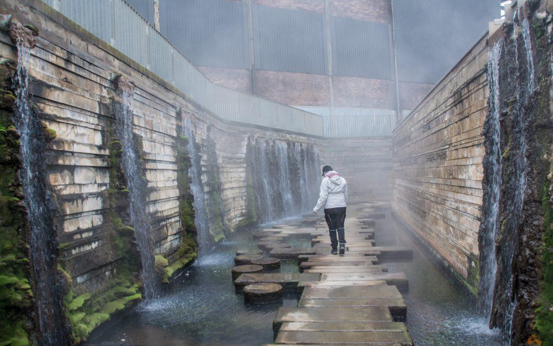 Über Wasser laufen und Wandern auf Bergbaupfaden im Saarland | Erlebnisort Reden