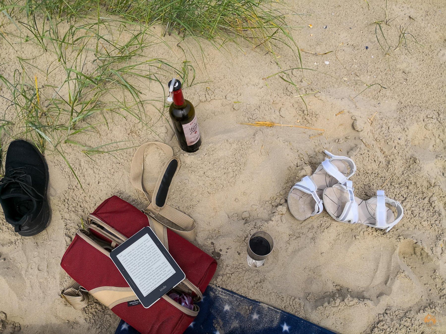 Schnappschüsse von der belgischen Küste - Westende