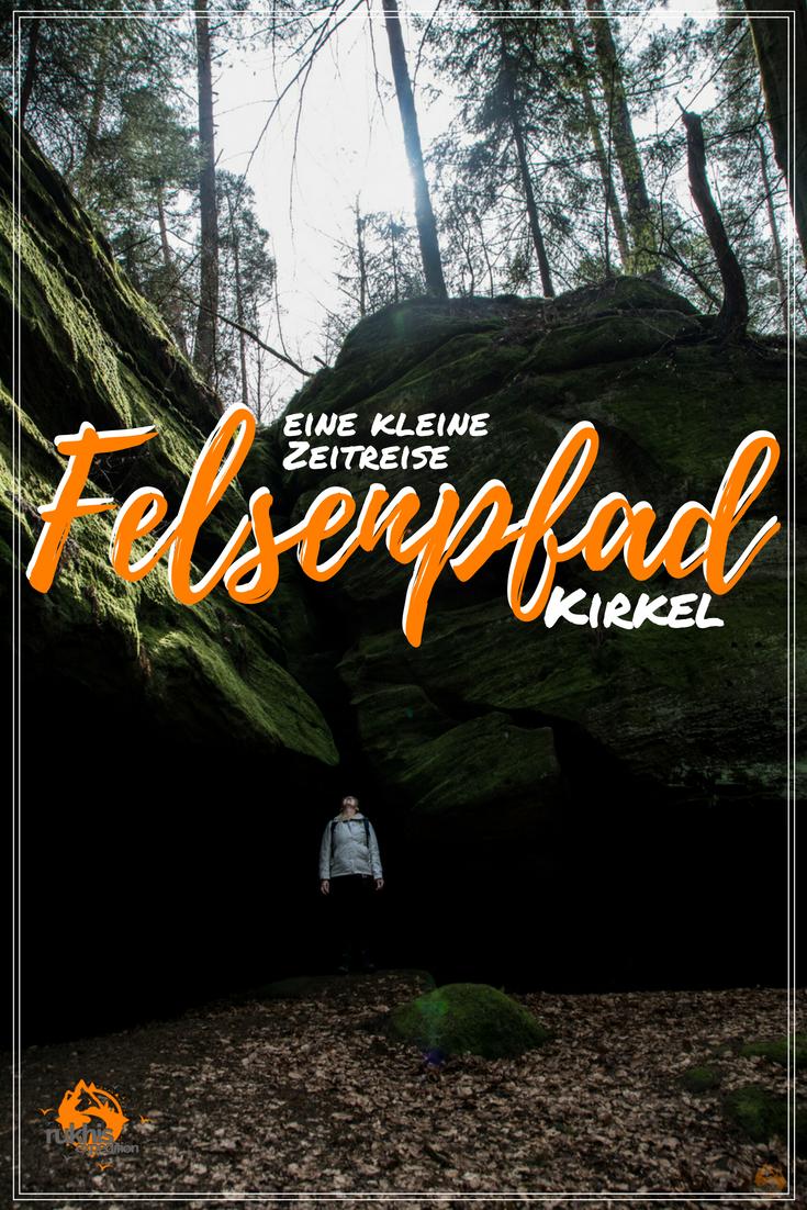 Über Wasser laufen und Wandern auf Bergbaupfaden im Saarland