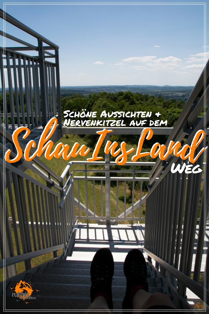 SchauInsLand Weg - Ottweiler - Neunkirchen - Saarland