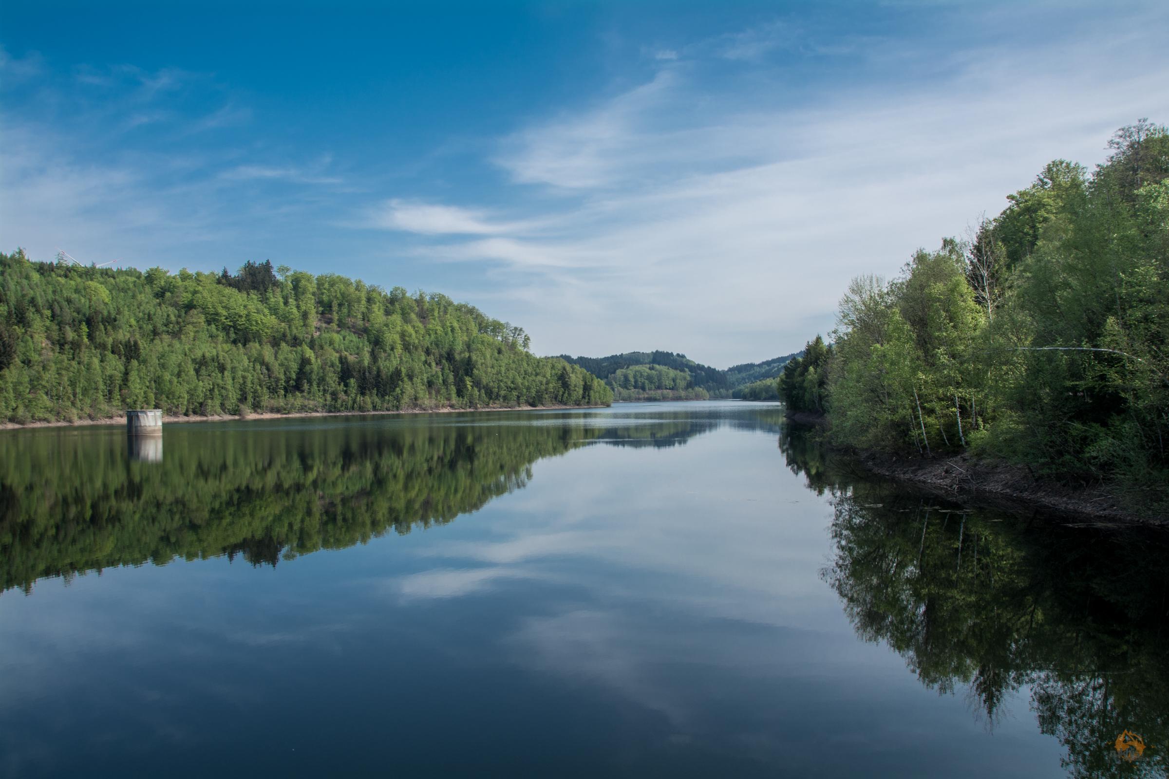 Planetenwanderweg | Seerundweg | Primstalsperre | Saarland