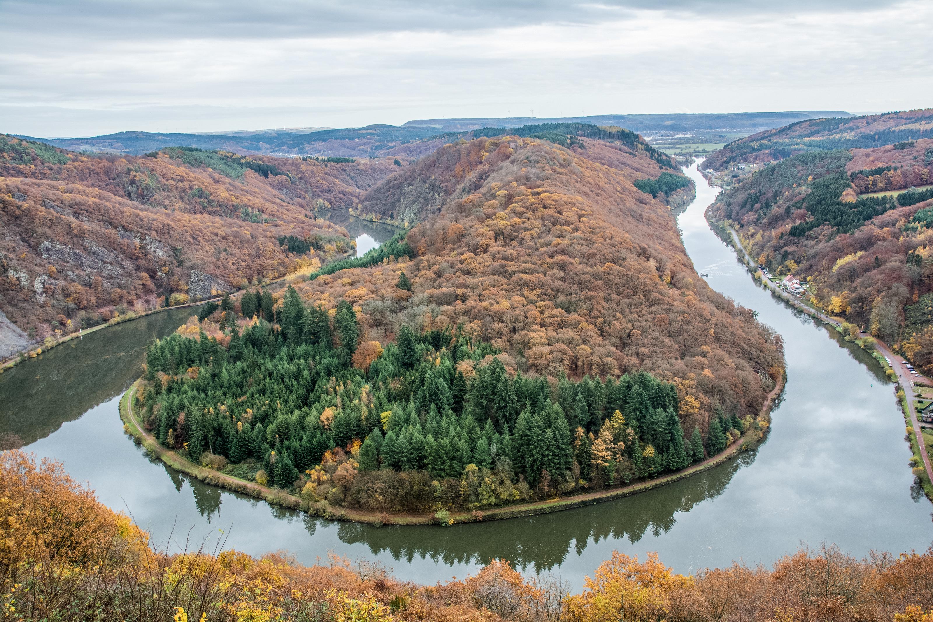 Baumwipfelpfad Saarschleife - Saarland