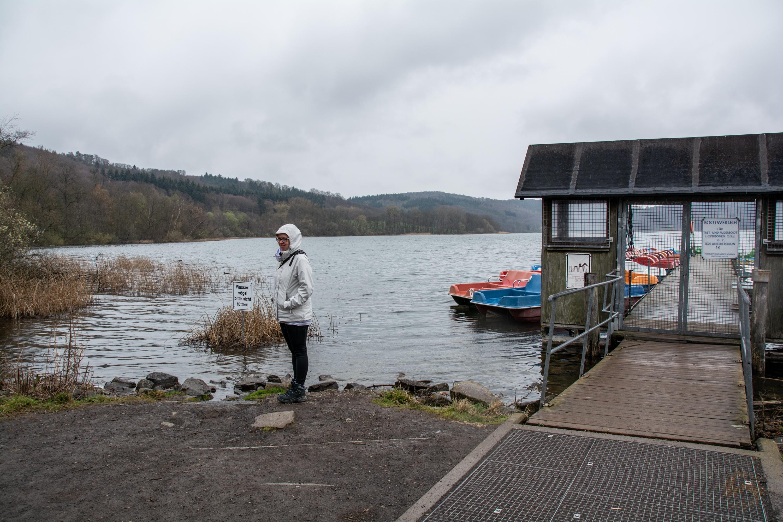 Eifel - Maria Laach - Laacher See