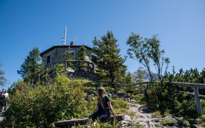 Ein paar Eindrücke vom Obersalzberg, wo Geschichte lebendig wird | Das Kehlsteinhaus ist wie ein dunkles Neuschwanstein…