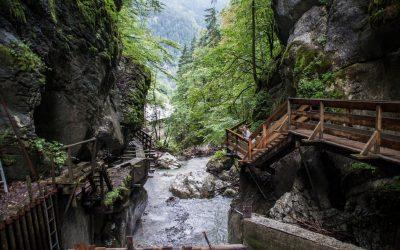 Die Saalachtaler Naturgewalten | Gänsehaut beim Schlechtwetterprogramm in Österreich
