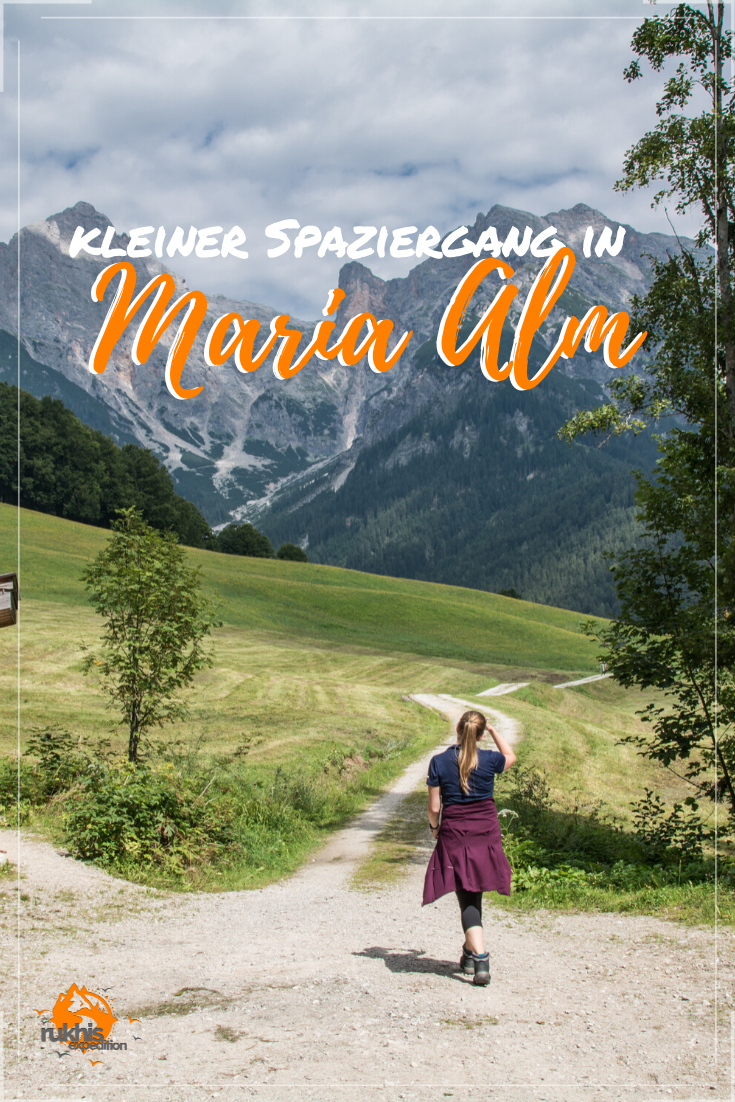 Spaziergang in Maria Alm