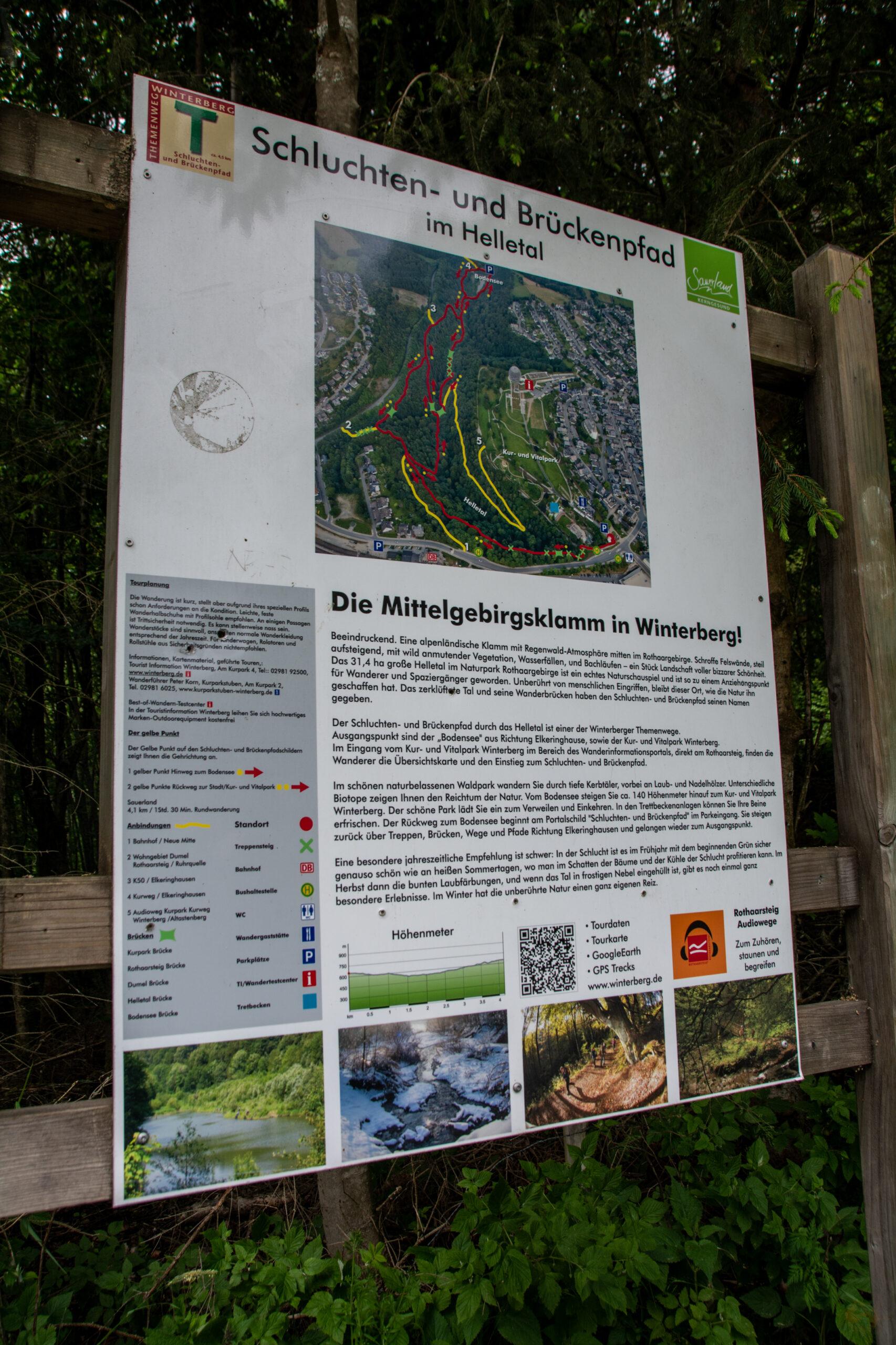 Kurpark | Winterberg | Nordrhein-Westfalen | NRW | Sauerland