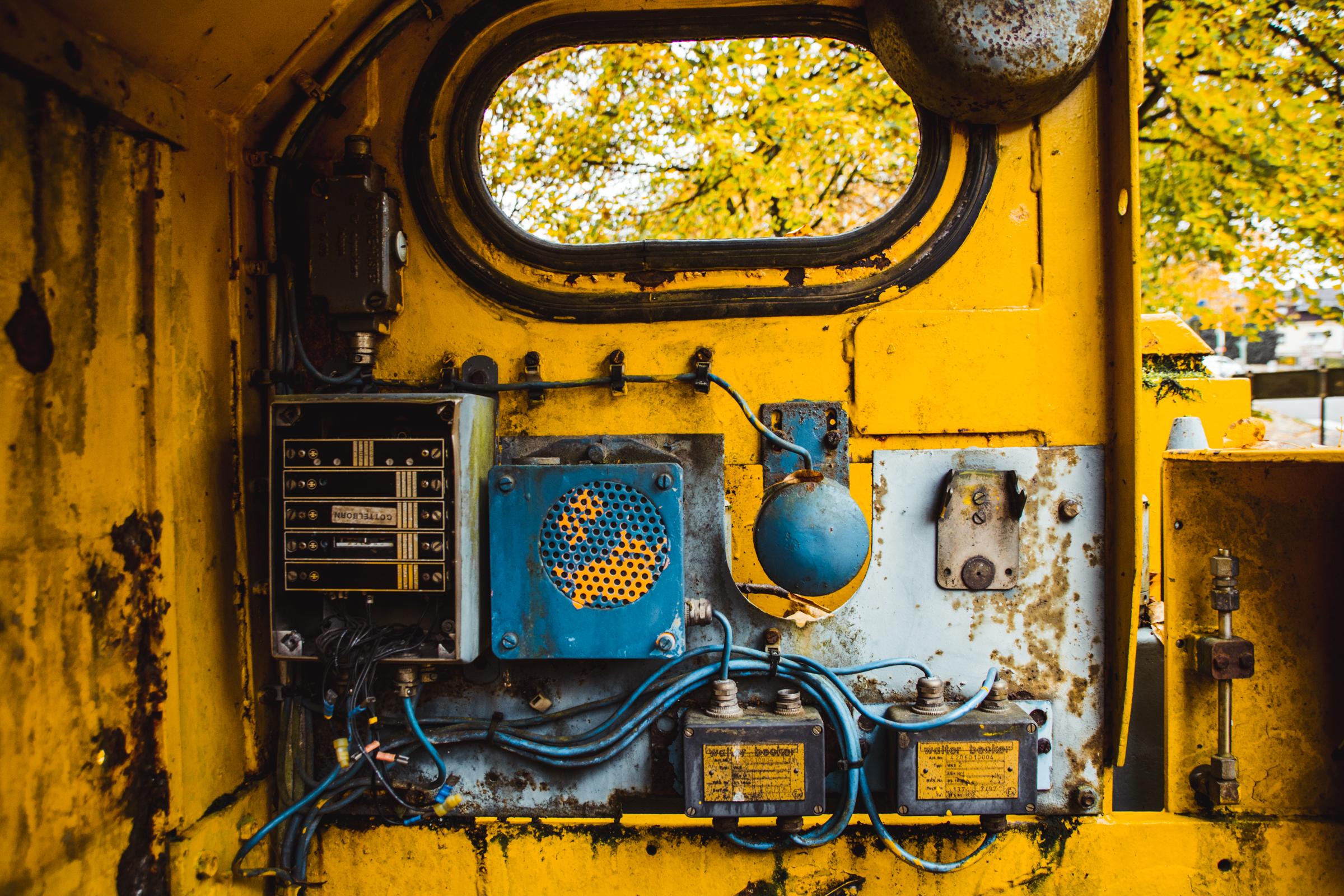 Eisenbahnschachtanlage | Sulzbach | Altenwald | Bergbau im Saarland