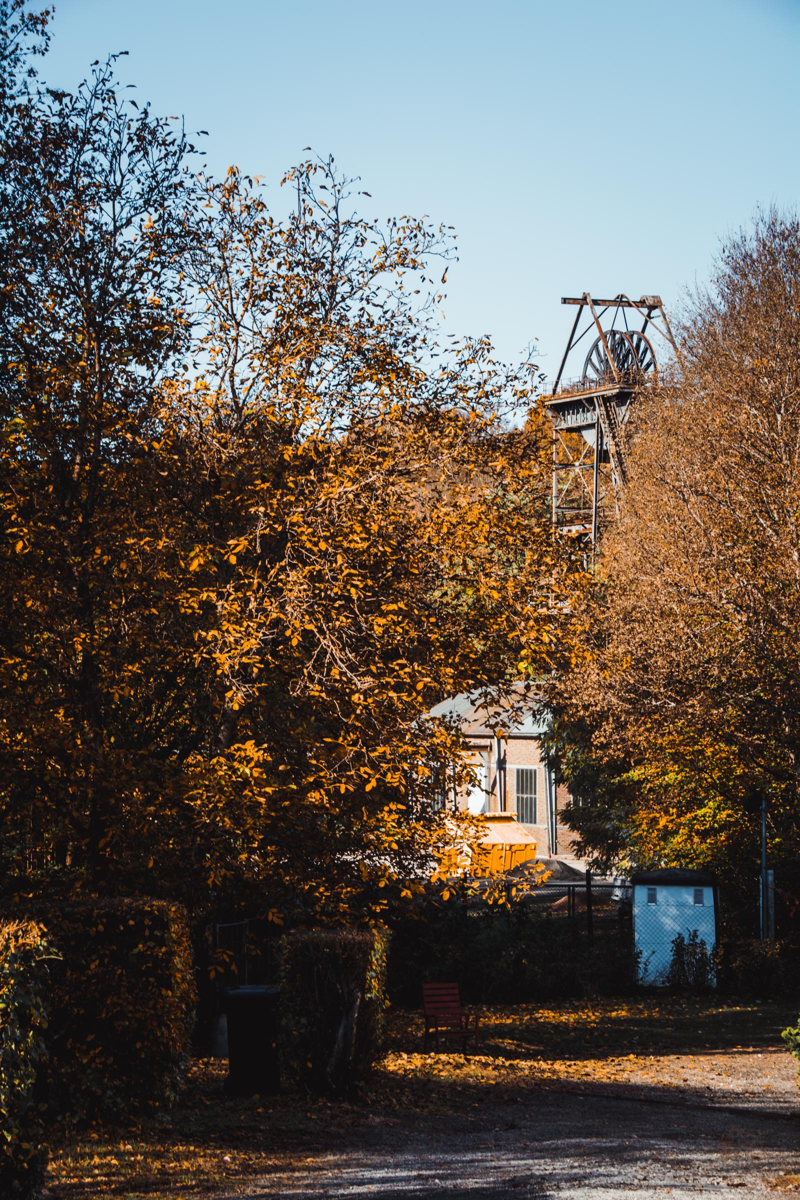 Gegenortschacht Wiebelskirchen | Grube Kohlwald | Neunkirchen | Saarland | Bergbau
