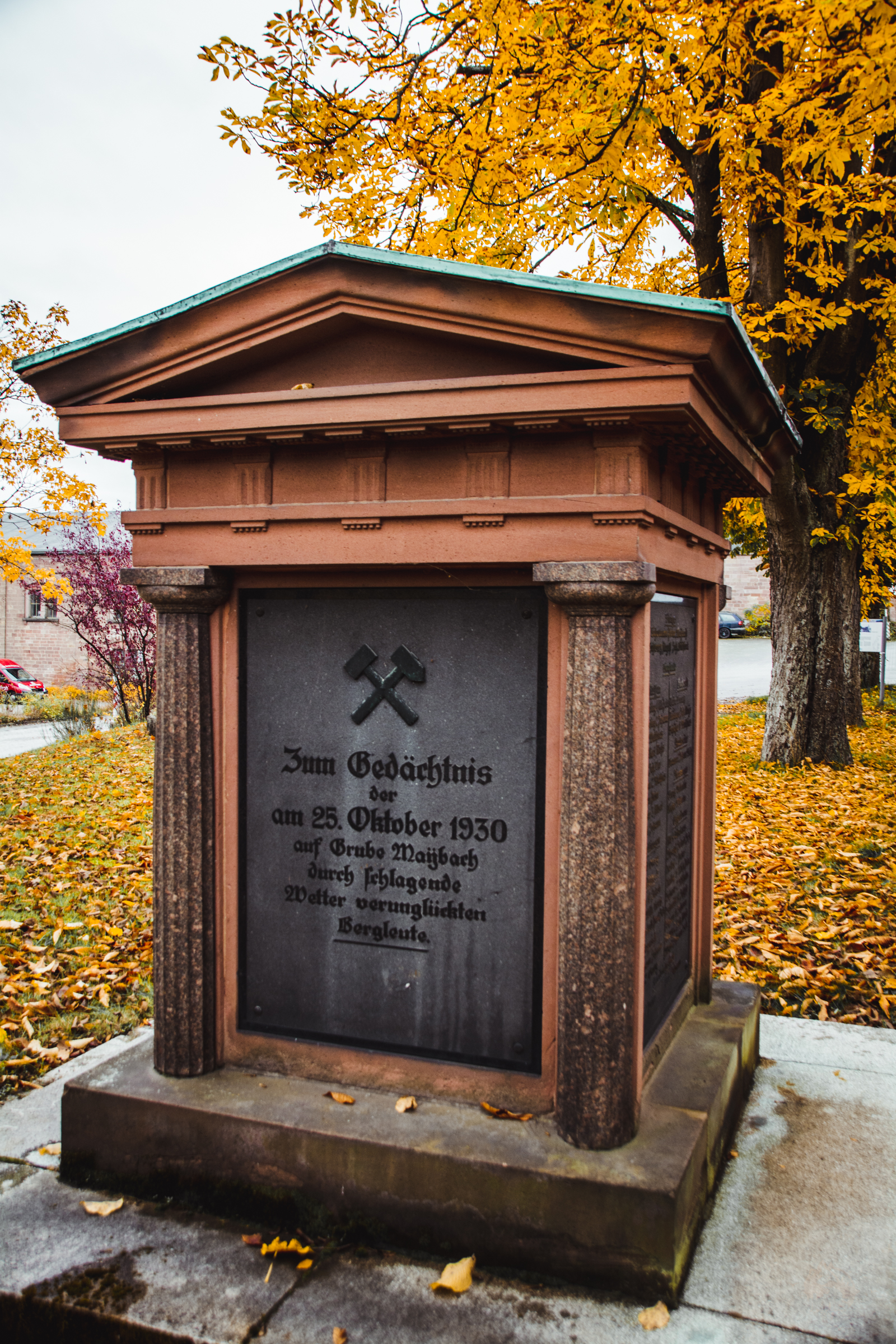 Grubenstandort Maybach | Friedrichsthal | Saarland | Bergbau