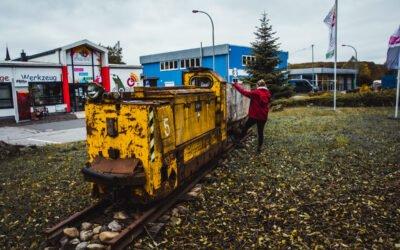 Die Lok Nr. 5 in Quierschied | Bergbau im Saarland